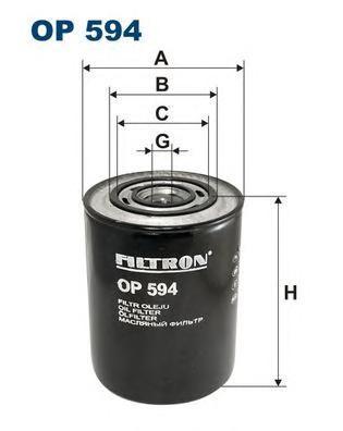 Фильтр масляный Filtron OP594OP594