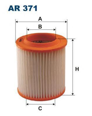 Фильтр воздушный Filtron AR371AR371
