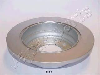Диск тормозной Japanparts DPK14 комплект 2 штDPK14