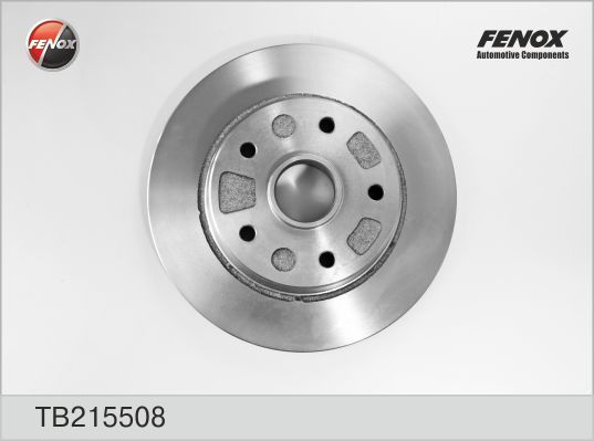 Диск тормозной Fenox TB215508 комплект 2 штTB215508