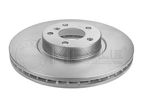 Диск тормознойMeyle 3155210005PD комплект 2 шт3155210005PD
