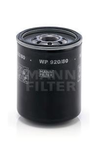 Фильтр масляный Mann-Filter. WP92080WP92080