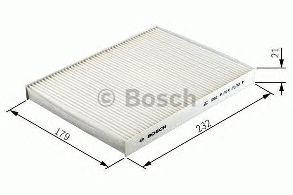 Фильтр салона (угольный) Bosch 19874323771987432377