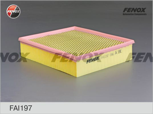 Воздушный фильтр Fenox FAI197FAI197