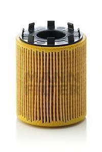 Масляный фильтроэлемент без металлических частей Mann-Filter HU7131XHU7131X