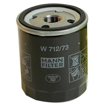 Масляный фильтр Mann-Filter W71273W71273