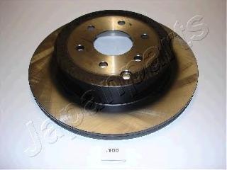 Диск тормозной задний Japanparts DP100 комплект 2 штDP100