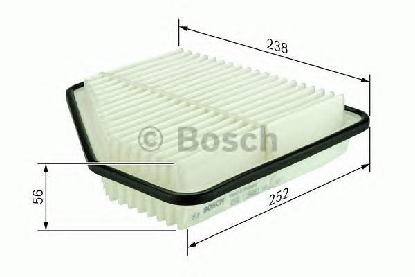 Фильтр воздушный Bosch F026400188F026400188