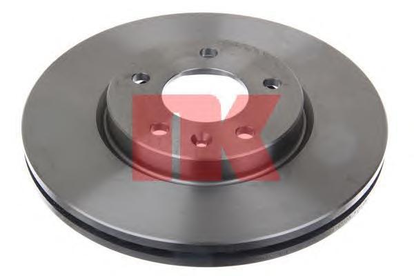 Диск тормозной NK 205015 комплект 2 шт205015