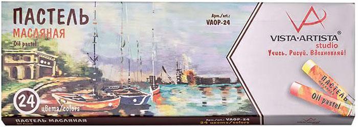 Vista-Artista Набор масляной пастели 24 цвета VAOP-24 -  Мелки и пастель