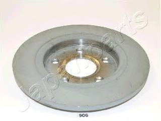 Диск тормозной Japanparts DP906 комплект 2 штDP906