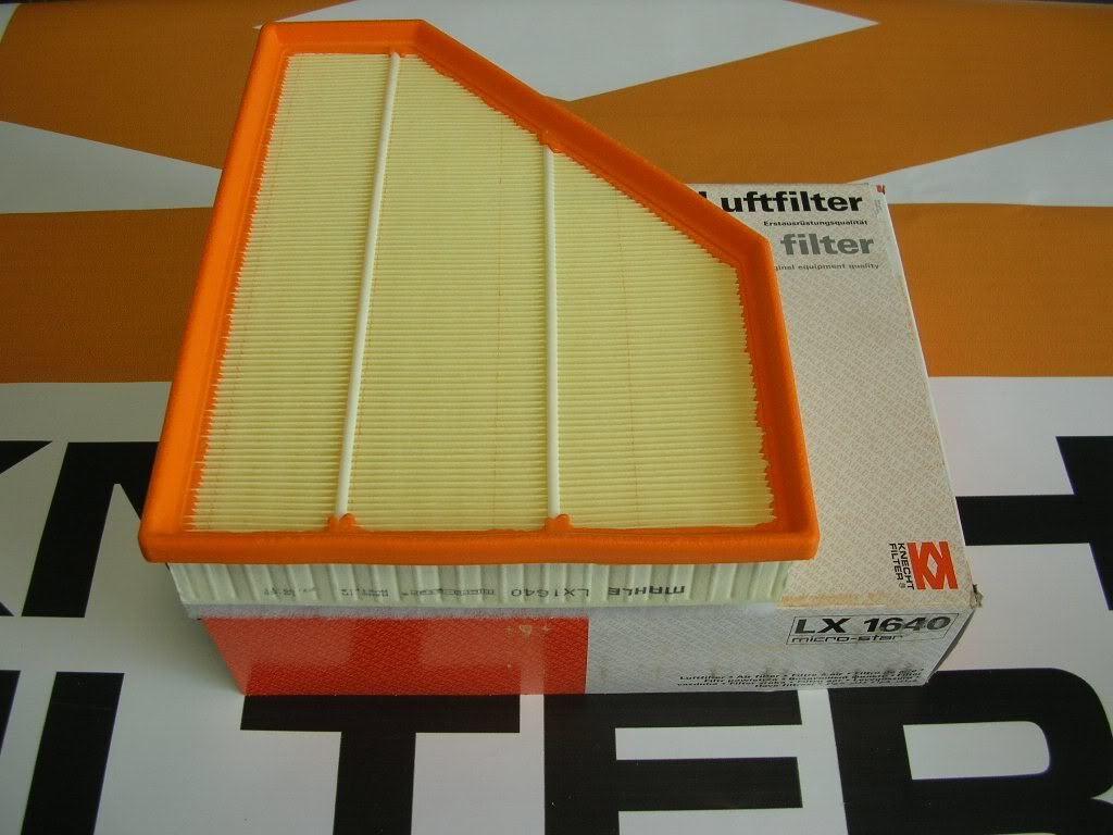 Фильтр воздушный Mahle/Knecht LX1640LX1640