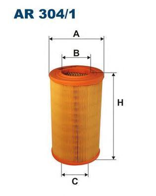 Фильтр воздушный Filtron AR3041AR3041
