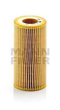 Масляный фильтроэлемент без металлических частей Mann-Filter HU7196XHU7196X