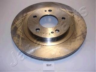 Диск тормозной Japanparts DI507 комплект 2 штDI507