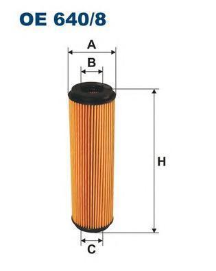 Фильтр масляный Filtron OE6408OE6408