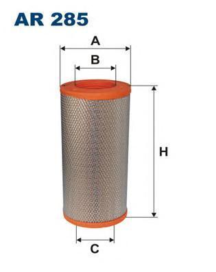 Фильтр воздушный Filtron AR285AR285