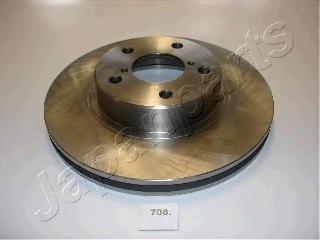 Диск тормозной Japanparts DI706 комплект 2 штDI706