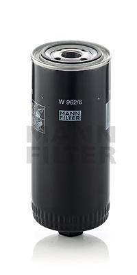 Масляный фильтр Mann-Filter W9626W9626