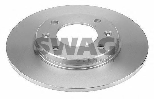 Диск тормозной заднийSwag 62921966 комплект 2 шт62921966