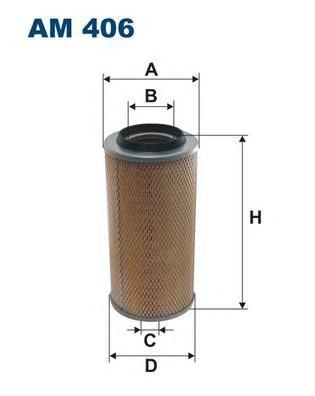 Фильтр воздушный Filtron AM406AM406