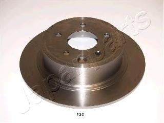 Диск тормозной задний Japanparts DP120 комплект 2 штDP120