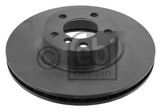 Диск тормозной передний вентилируемый Febi 38576 комплект 2 шт38576