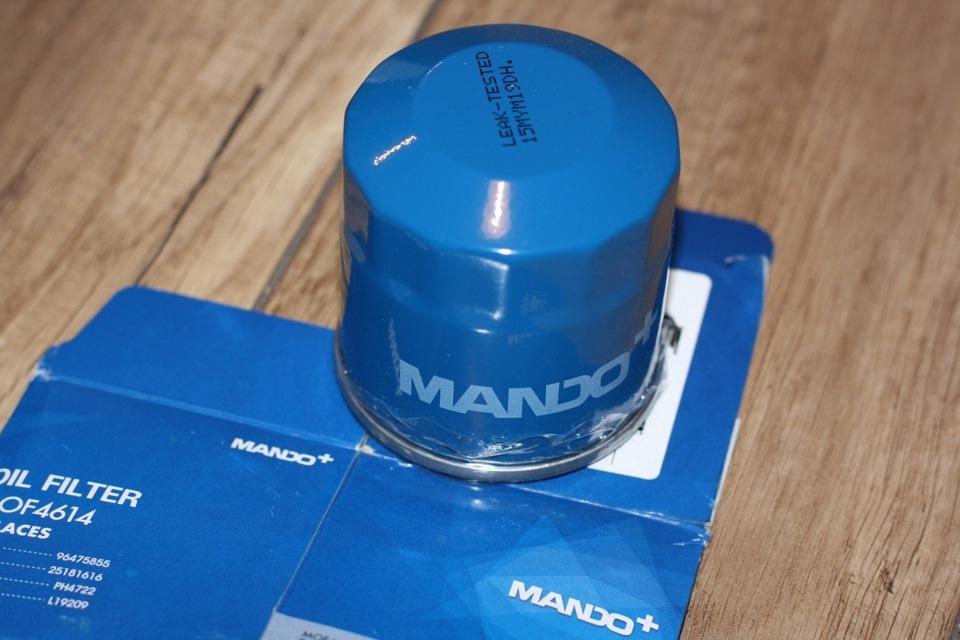 Фильтр масляный Mando MOF4614MOF4614