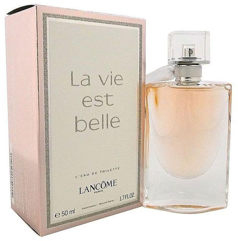 Lancome La Vie Est Belle туалетная вода женская, 50 мл lancome парфюмированная вода la vie est belle 75 ml