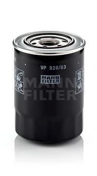 Комбинированный масляный фильтрMann-Filter WP92883WP92883