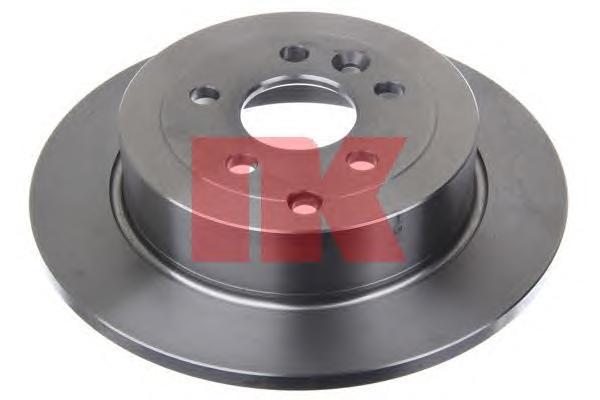 Диск тормозной NK 204031 комплект 2 шт204031