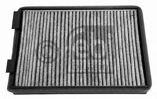 Фильтр салона Febi 12264 комплект 2 шт febi bilstein 18493 febi bilstein
