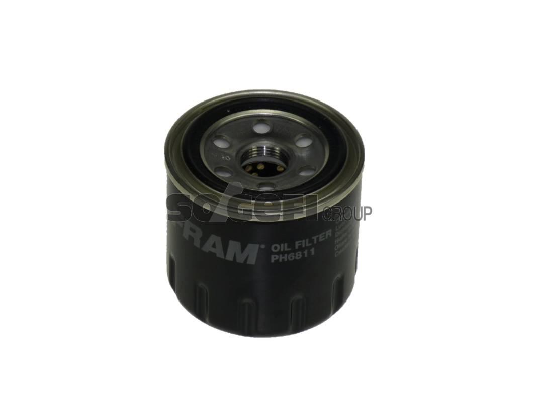 Фильтр масляный Fram. PH6811PH6811