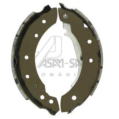 Колодки тормозные барабанные ASAM-SA 3019630196