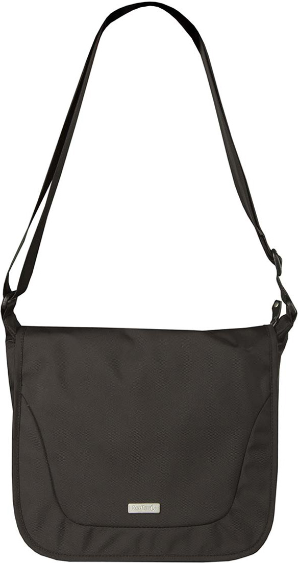 Сумка женская Red Fox Mara, цвет: черный, 12 л1038725Cумка Mara – небольшая городская сумка из серии Woman Line. материал – Ballistic. объем –12 л. вес: 375 г органайзер, мягкий карман для iPhone. мягкий карман для iPad.