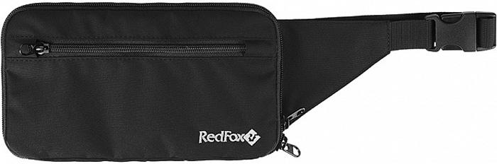 Сумка поясная Red Fox N3, цвет: черный