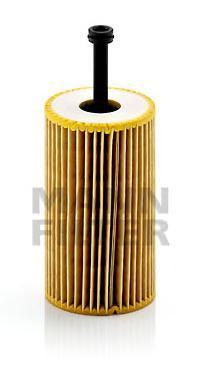 Масляный фильтроэлемент без металлических частей Mann-Filter HU612XHU612X