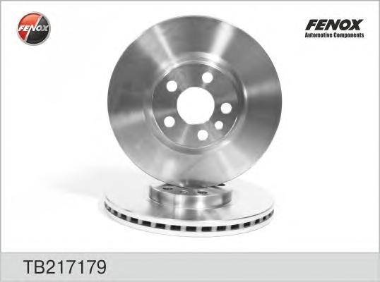 Диск тормозной Fenox TB217179 комплект 2 штTB217179