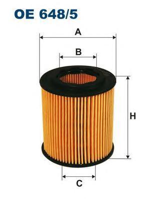 Фильтр масляный Filtron OE6485OE6485