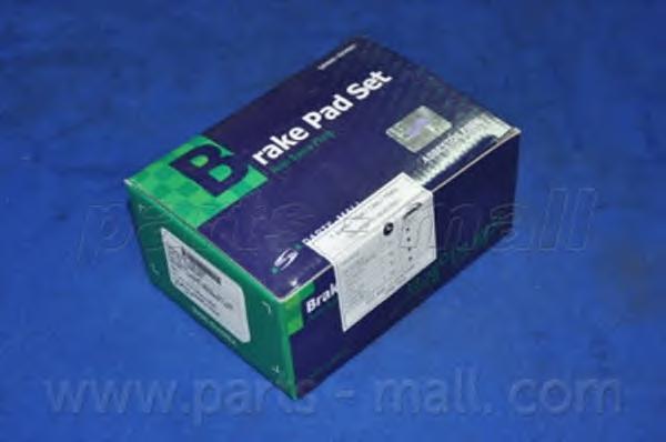 PMC Колодки тормозные. PKCE23 polaris pmc 0516adg