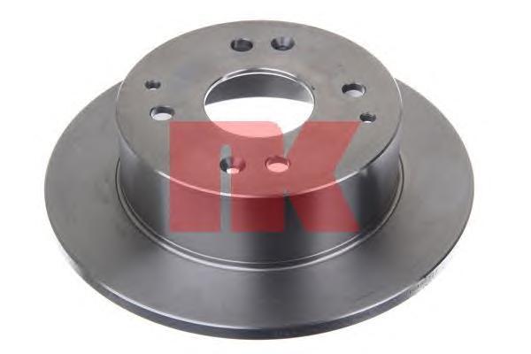 Диск тормозной NK 202623 комплект 2 шт202623