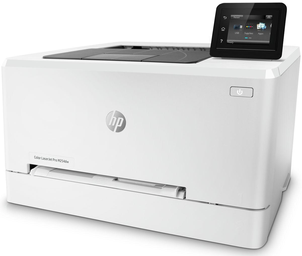 HP Color LaserJet Pro M254dw принтер принтер hp color laserjet pro m452dn cf389a