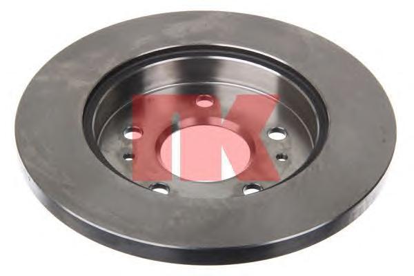Диск тормозной NK 205212 комплект 2 шт205212