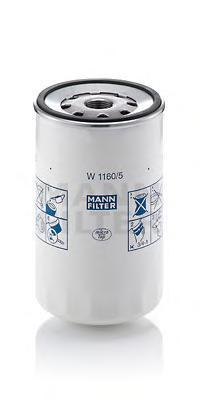 Фильтр масляный Mann-Filter W11605W11605