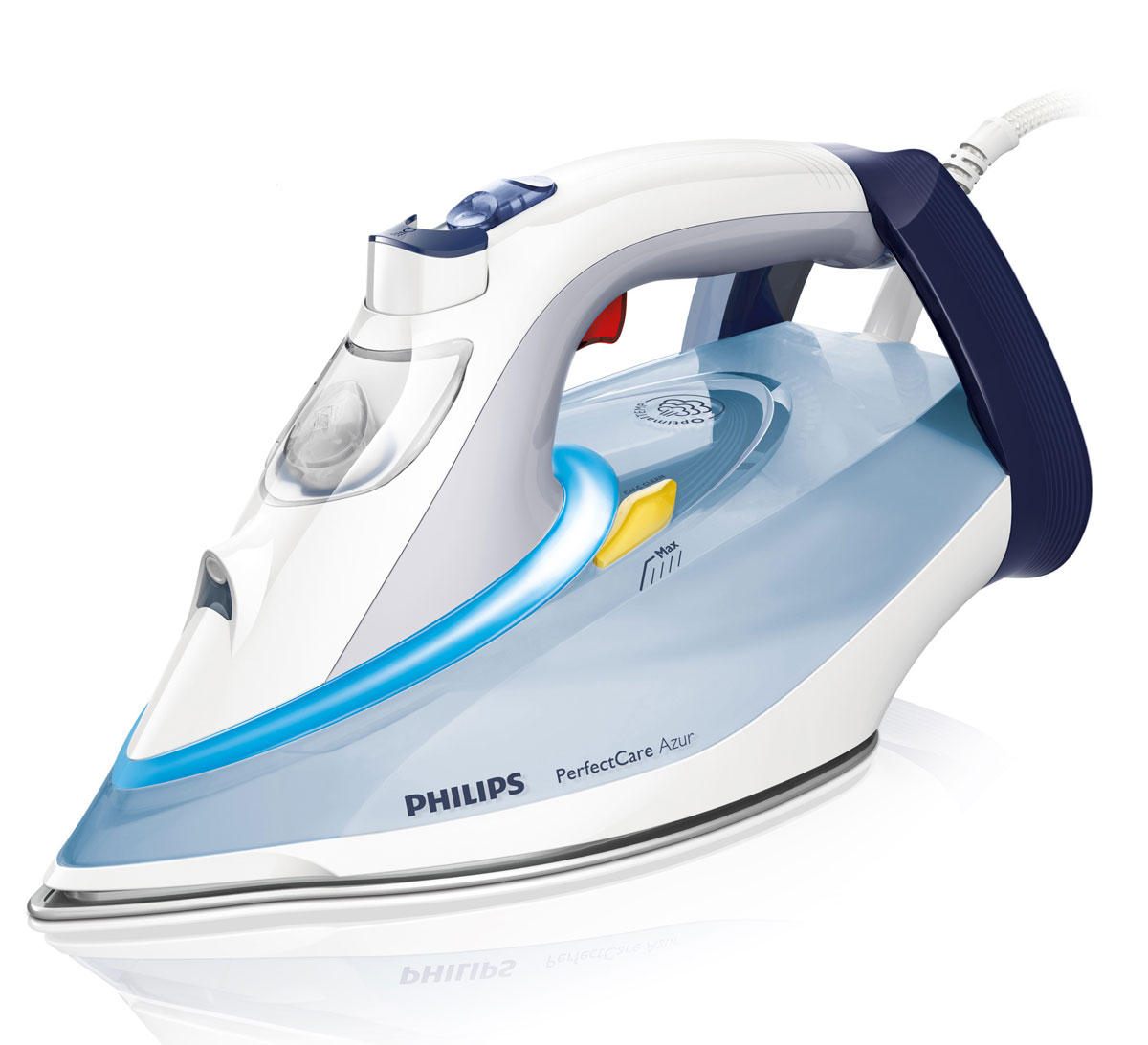 Philips Azur GC4910/10 паровой утюг утюг philips perfectcare xpress gc5050 02 отзывы