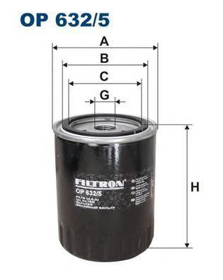 Фильтр масляный Filtron OP6325OP6325