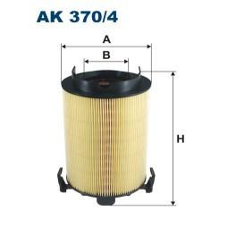Фильтр воздушный Filtron AK3704AK3704