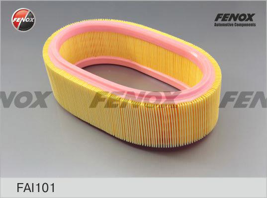Воздушный фильтр Fenox. FAI101FAI101
