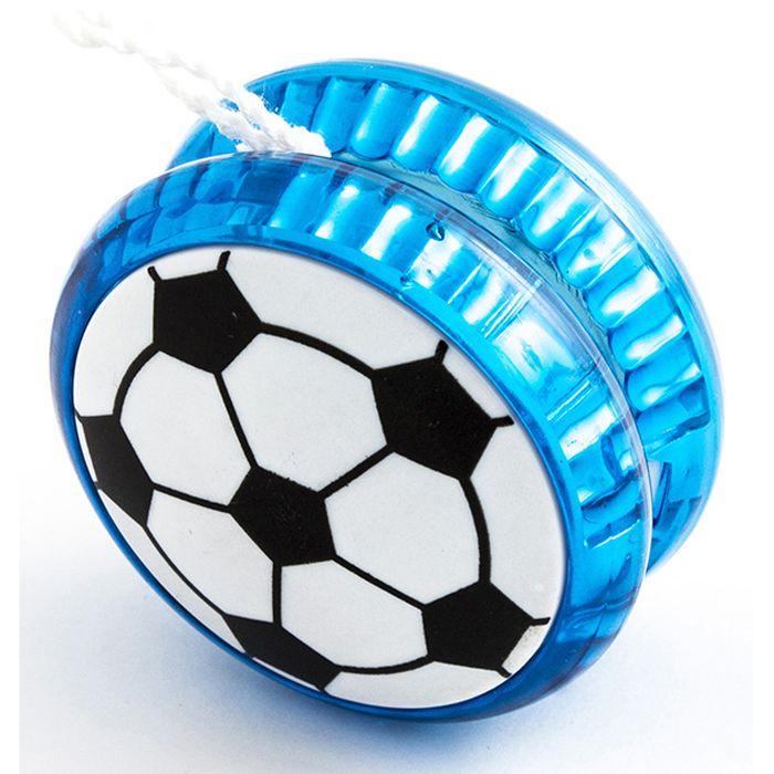 Эврика Йо-йо Футбол №3 игрушка йо йо 1 toy на палец