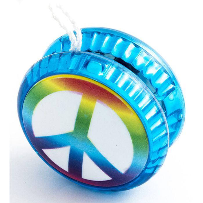 Эврика Йо-йо Peace №3 игрушка йо йо 1 toy на палец